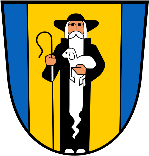 Emblem of spa resort Jonsdorf